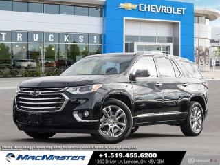 New 2020 Chevrolet Traverse High Country BLUETOOTH | LEATHER SEATS | NAVIGATION | BOSE SOUND SYSTEM | AWD | 7 PASSENGER for sale in London, ON