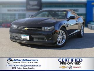 Used 2014 Chevrolet Camaro for sale in London, ON