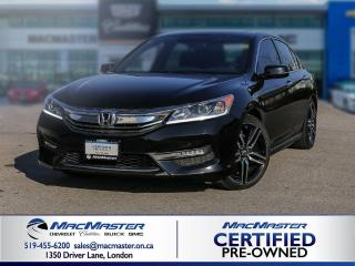 Used 2017 Honda Accord Sport for sale in London, ON