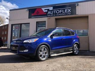 Used 2013 Ford Escape SEL for sale in Orillia, ON
