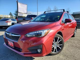 Used 2017 Subaru Impreza PREMIUM SPORT, LOCAL, NO ACCIDENTSSport for sale in Surrey, BC