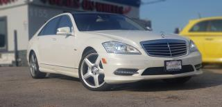 Used 2012 Mercedes-Benz S-Class S 350 for sale in Oakville, ON