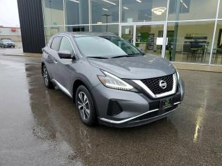 Used 2020 Nissan Murano SV Remote Start, NAV, Heated Seats, Pano Sunroof!! for sale in Ingersoll, ON