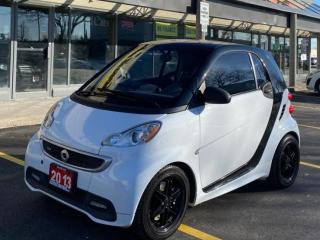Used 2013 Smart fortwo 2dr Cpe BRABUS for sale in North York, ON