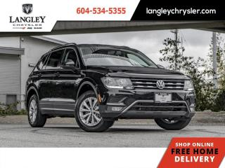 Used 2018 Volkswagen Tiguan Trendline  Backup / Bluetooth / Accident Free / Local for sale in Surrey, BC