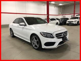 Used 2017 Mercedes-Benz C-Class C300 4MATIC BURMESTER PREMIUM PLUS SPORT LED 360 for sale in Vaughan, ON