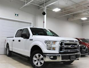 Used 2016 Ford F-150 4WD SuperCrew XLT for sale in North York, ON