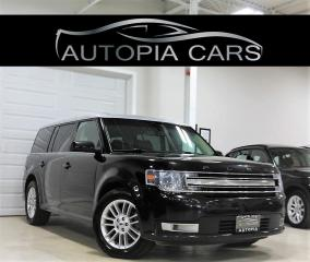 Used 2014 Ford Flex 4dr SEL AWD for sale in North York, ON
