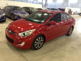 Used 2016 Hyundai Accent SE TOIT JANTES AC VE for sale in Longueuil, QC