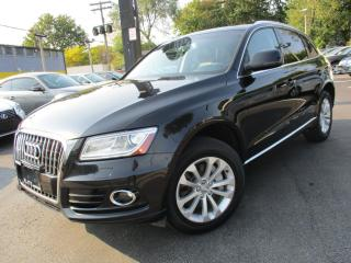 Used 2014 Audi Q5 TDI TECHNIK|95,000KMS|NAVIGATION|PANORAMA ROOF| for sale in Burlington, ON