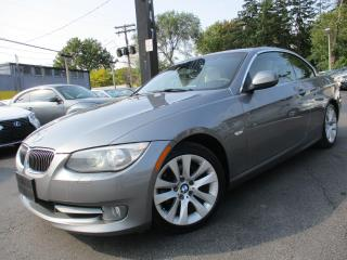 Used 2012 BMW 3 Series 328I CONVERTIBLE|87,000KMS LOW KMS|LEATHER !!! for sale in Burlington, ON