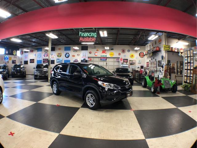 2016 Honda CR-V LX AWD AUT0  H/SEATS BACKUP CAMERA 94K