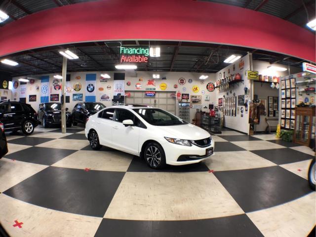 2015 Honda Civic Sedan EX AUTO A/C SUNROOF BACKUP CAMERA BLUETOOTH