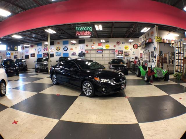 2015 Honda Accord Coupe EX-L COUPE AUT0 NAVI A/C LEATHER SUNROOF BACKUP CAMERA