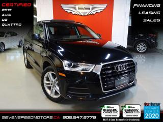 Used 2017 Audi Q3 for sale in Oakville, ON