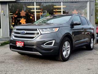 Used 2017 Ford Edge 4DR Sel AWD for sale in Bowmanville, ON