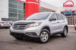 Used 2012 Honda CR-V GARANTIE LALLIER MOTO-PROPULSEUR 10ANS/200,000 KIL PRES DE 50 CRV USAGES POUR TOUS LES BUDGET for sale in Terrebonne, QC