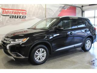 Used 2018 Mitsubishi Outlander ES V6 AWC 7 PASSAGERS for sale in Lévis, QC