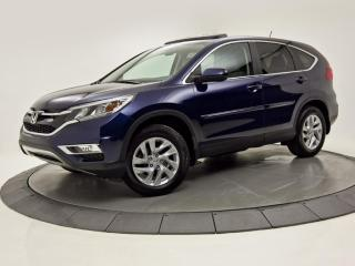 Used 2016 Honda CR-V AWD EX TOIT 24600 KM  MAGS CAMERA DE RECUL for sale in Brossard, QC