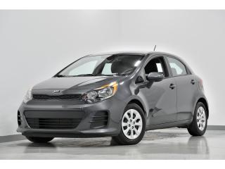 Used 2016 Kia Rio HB Auto LX+ BLUETOOTH BANC CHAUFFANT for sale in Brossard, QC