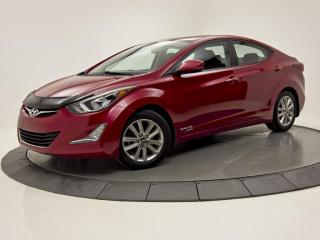 Used 2016 Hyundai Elantra Sport TOIT MAGS FOGS CAMERA for sale in Brossard, QC