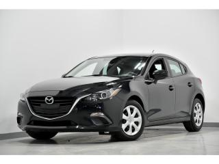 Used 2016 Mazda MAZDA3 HB Sport Auto GX CAMERA DE RECUL, BLUETOOTH for sale in Brossard, QC