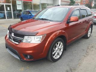 Used 2013 Dodge Journey FWD CREW SIEGES CHAUFFANTS for sale in Longueuil, QC