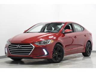 Used 2017 Hyundai Elantra GL DÉTECTEUR D'ANGLES MORTS CAMÉRA DE RECUL for sale in Brossard, QC