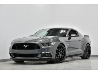 Used 2016 Ford Mustang Fastback GT V8 5.0 EXHAUST ROUSH   BLUETOOTH for sale in Brossard, QC