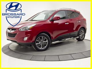 Used 2015 Hyundai Tucson AWD GLS TOIT PANORAMIQUE CAMÉRA for sale in Brossard, QC