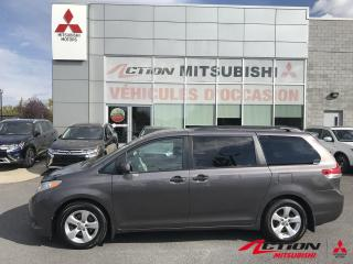 Used 2012 Toyota Sienna CE 7-Pass/Air Climatisé/Mags/AUX/Groupe Électrique for sale in St-Hubert, QC