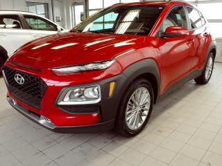 Used 2018 Hyundai KONA 2.0L Luxury AWD CUIR VOLANT ET BANC CHAUFFANT for sale in Ste-Julie, QC