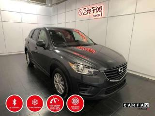 Used 2016 Mazda CX-5 GX - BLUETOOTH - AWD - JANTES ALUMINIUM - BAS KILO for sale in Québec, QC