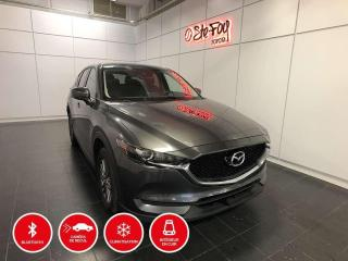 Used 2018 Mazda CX-5 GS - AWD - BAS KILO - BON RAPPORT QUALITÉ-PRIX for sale in Québec, QC