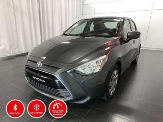 Used 2016 Toyota Yaris BERLINE - BASE for sale in Québec, QC