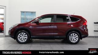 Used 2016 Honda CR-V EX + GARANTIE 5/120 + AWD + ATT. REMORQU for sale in Trois-Rivières, QC