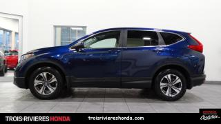Used 2017 Honda CR-V LX + GARANTIE 5/120 + AWD + TURBO ! for sale in Trois-Rivières, QC