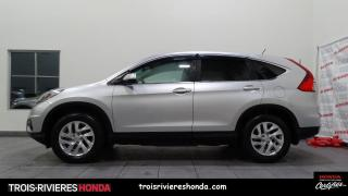 Used 2015 Honda CR-V SE + GARANTIE 7/130 + 2WD + BLUETOOTH ! for sale in Trois-Rivières, QC
