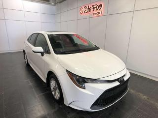 Used 2021 Toyota Corolla LE for sale in Québec, QC
