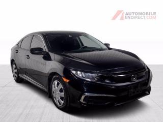 Used 2019 Honda Civic LX A/C CAMERA DE RECUL for sale in St-Hubert, QC
