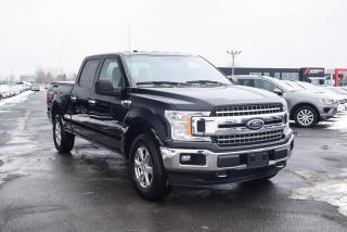 Used 2018 Ford F-150 XLT XTR Crew for sale in St-Hubert, QC