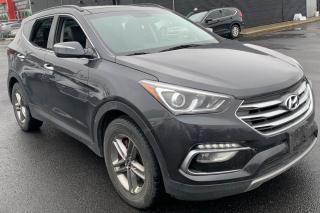 Used 2017 Hyundai Santa Fe Sport LUXURY AWD CUIR TOIT NAV for sale in St-Hubert, QC