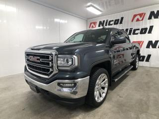Used 2017 GMC Sierra 1500 SLE LA capitale du pickup for sale in La Sarre, QC