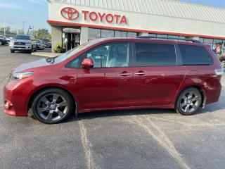 Used 2016 Toyota Sienna SE for sale in Cambridge, ON