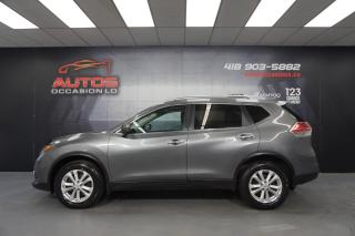 Used 2014 Nissan Rogue AWD SV TECH 7 PASSAGERS TOIT PANO GPS NAVI CAMERA for sale in Lévis, QC