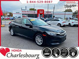 Used 2017 Honda Civic LX **MAG+BLUETOOTH+BANCS CHAUFFANT** for sale in Charlesbourg, QC