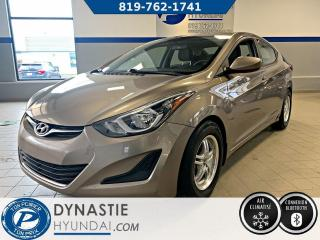 Used 2014 Hyundai Elantra GL for sale in Rouyn-Noranda, QC