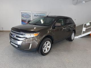 Used 2011 Ford Edge SEL for sale in Rouyn-Noranda, QC