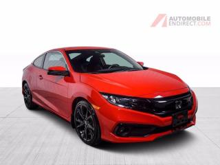 Used 2019 Honda Civic CIVIC SPORT COUPE  CAMERA TOIT for sale in St-Hubert, QC