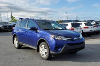 Used 2015 Toyota RAV4 LE A/C CAMERA DE RECUL for sale in St-Hubert, QC